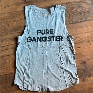 New Spiritual Gangster x Pure Barre Tank Top